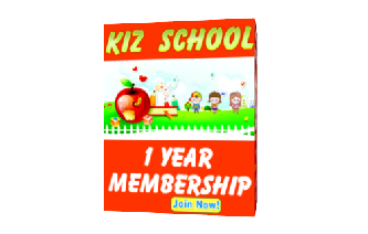 Kiz School 1 Year Membership Image