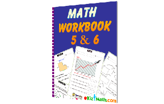 Math Workbook 5 & 6 Image