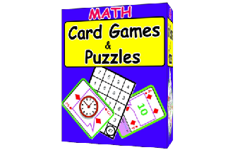 Math Card Games & Puzzles Image