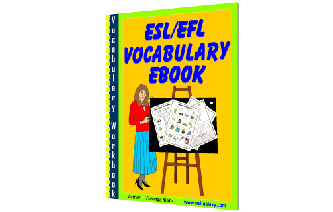 ESL Vocabulary eBook Image