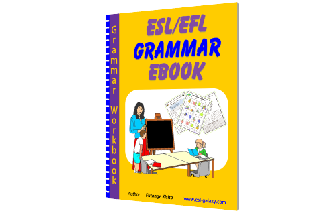 ESL Grammar eBook Image