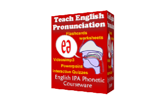ESL Phonetics Materials Image