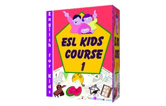ESL Kids Course 1 Image