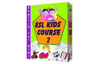 ESL Kids Course 2 Image