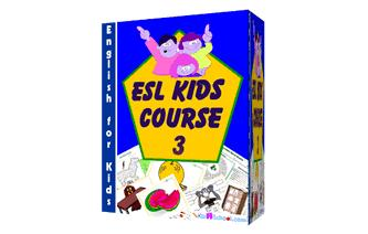 ESL Kids Course 3 Image