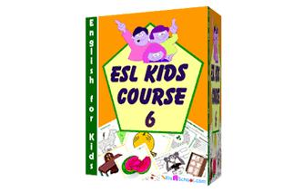 ESL Kids Course 6 Image