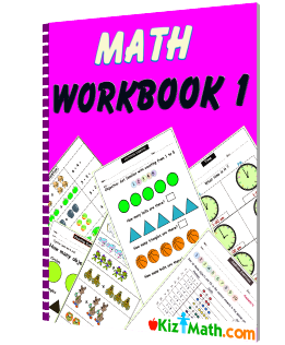 Teaching Materials for ESL, Math & Education - Math Workbook 1