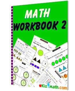 Teaching Materials for ESL, Math & Education - Math Workbook 2
