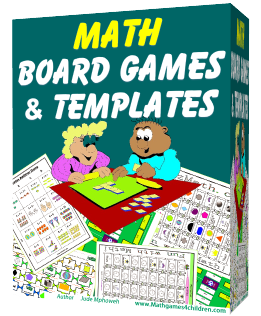 Teaching Materials For Esl Math Education Math Board Games