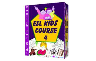 ESL Kids Course 4 Image