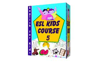 ESL Kids Course 5 Image